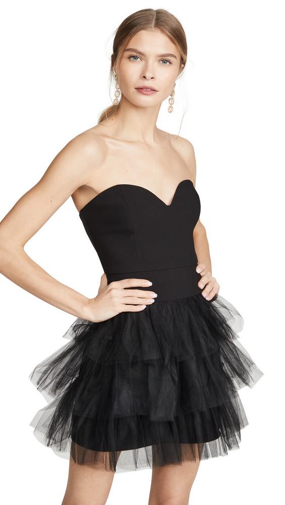 LIKELY Glynn Dress in black