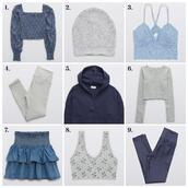 top,underwear,skirt