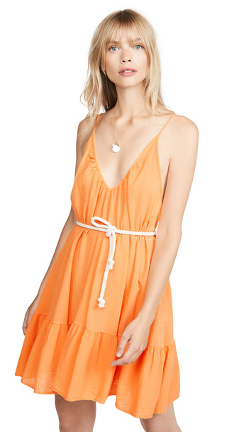 9seed St. Tropez Mini Dress with Belt
