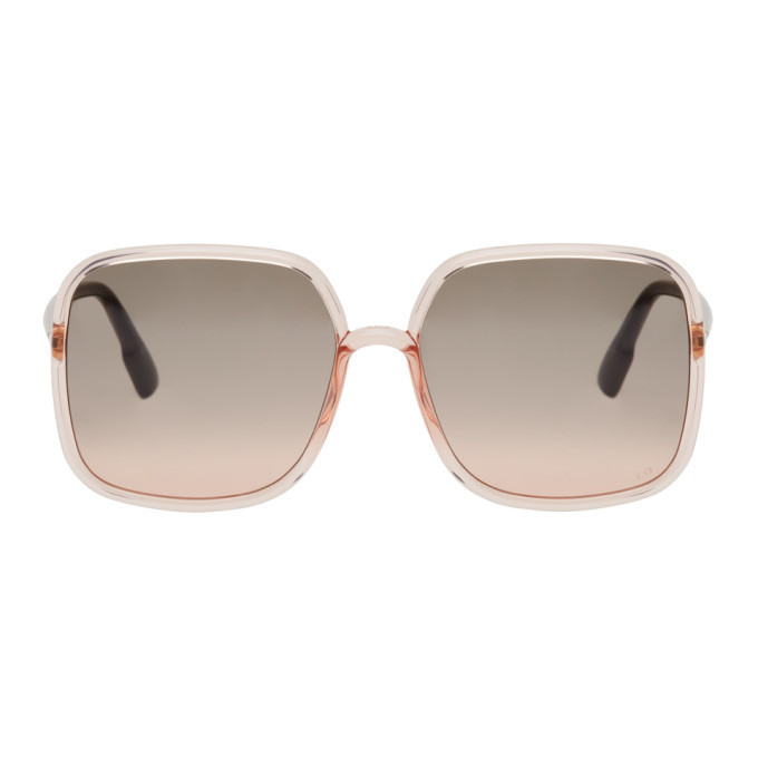 Dior Pink SoStellaire1 Sunglasses in coral