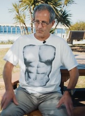t-shirt,muscles,b&w,white,abs,photography