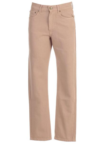 Nanushka Jeans Skinny in taupe