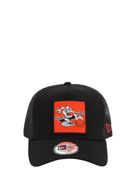 NEW ERA Q3 Looney Tunes Baseball Hat in black