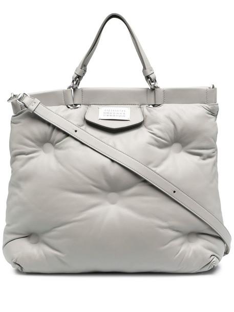 Maison Margiela Glam Slam tote bag in grey