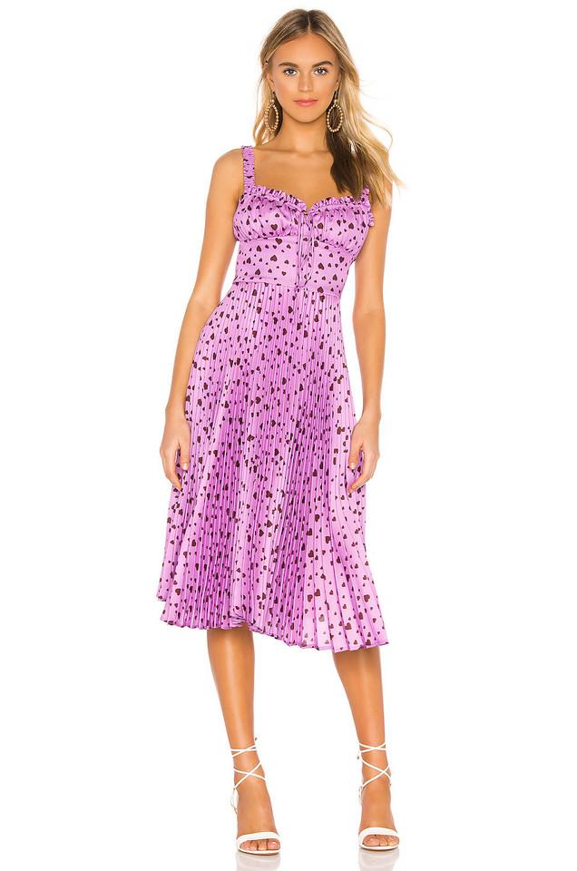 DELFI Amora Dress in purple