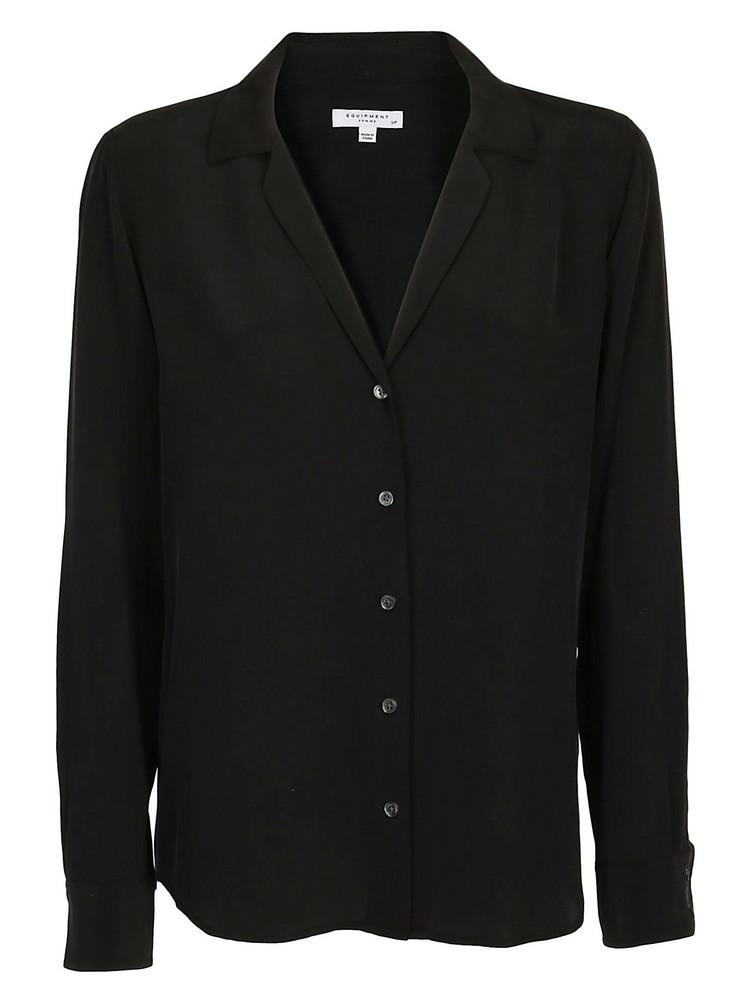 Equipment Adalyn Shirt in black