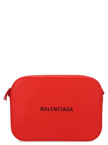 Balenciaga everyday Bag in red