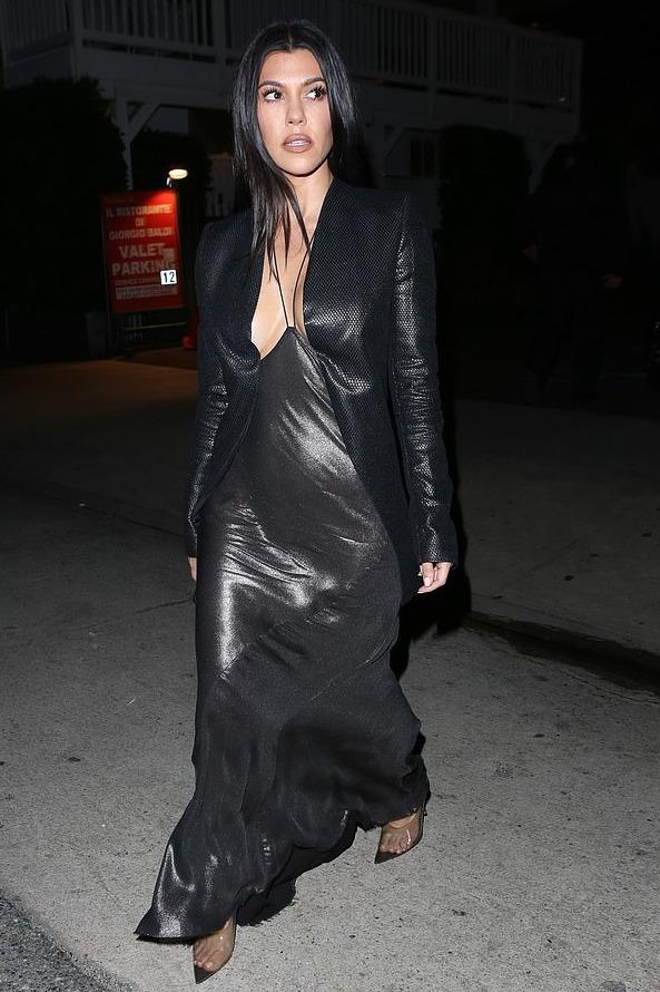 shoes see through pvc pumps kourtney kardashian kardashians plunge dress sexy dress maxi dress black dress