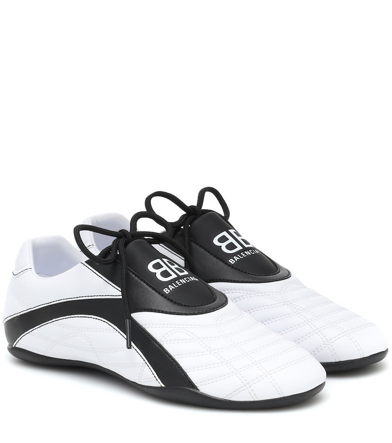 Balenciaga Zen sneakers in white