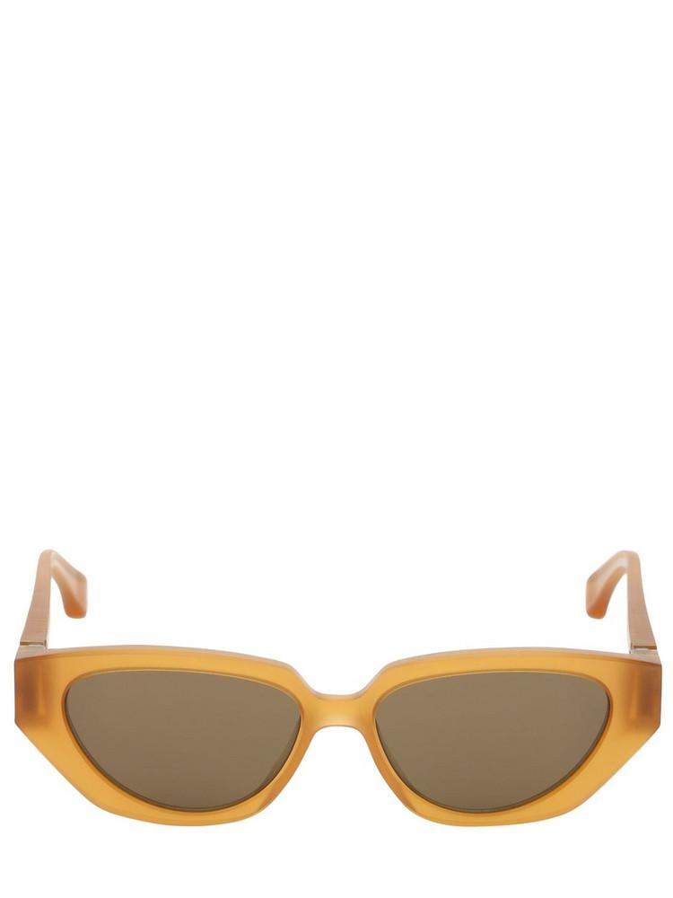 MYKITA Mmraw015 Margiela Co-lab Sunglasses in brown
