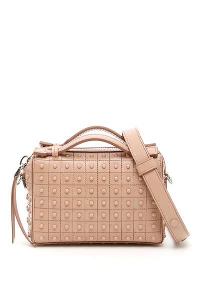 Tods Micro Gommino Bag in pink