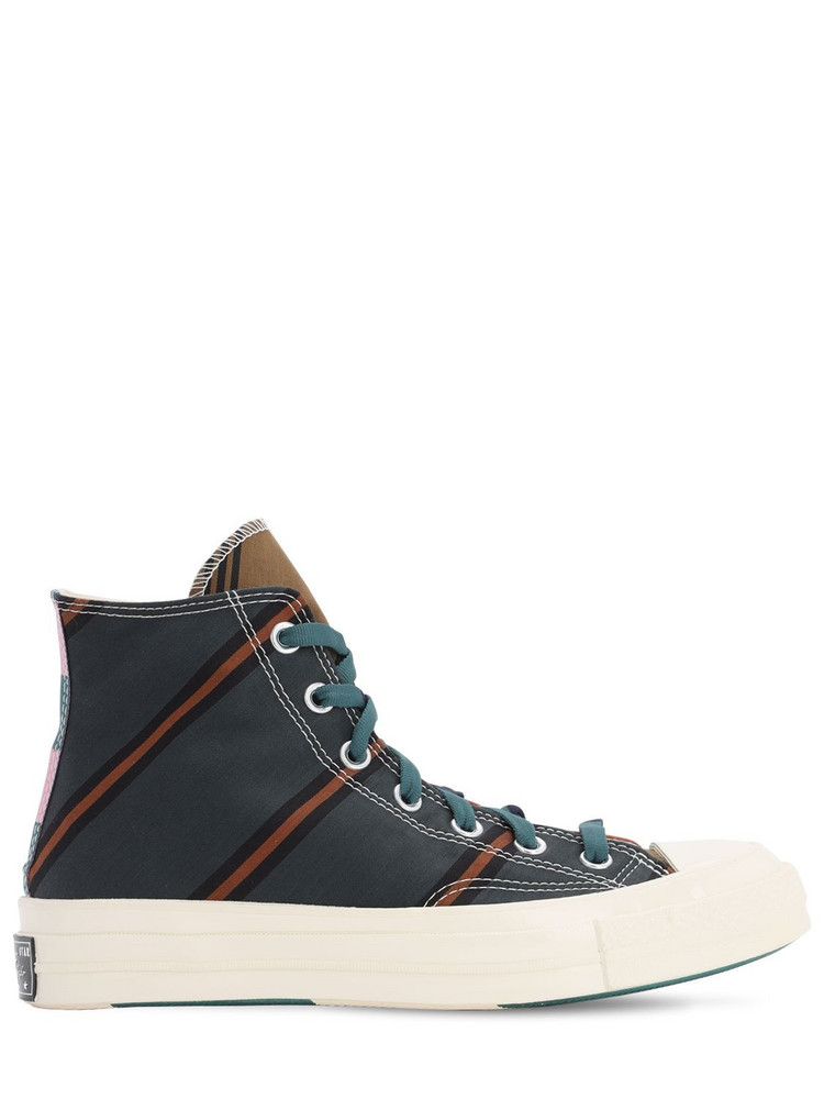CONVERSE Varsity Chuck 70 Sneakers in green / orange