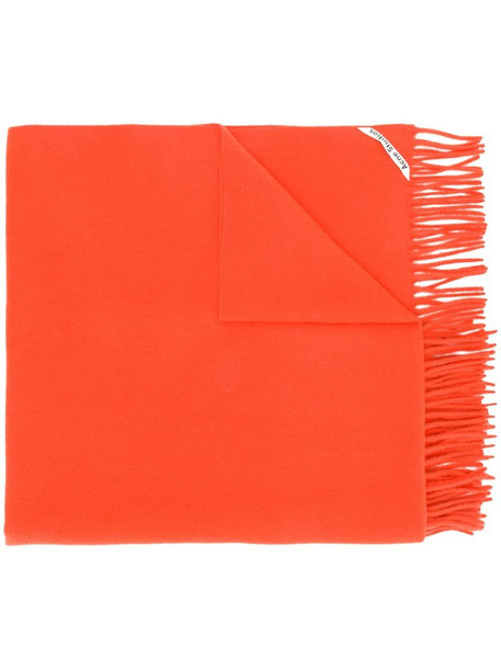 Acne Studios Canada New scarf in orange