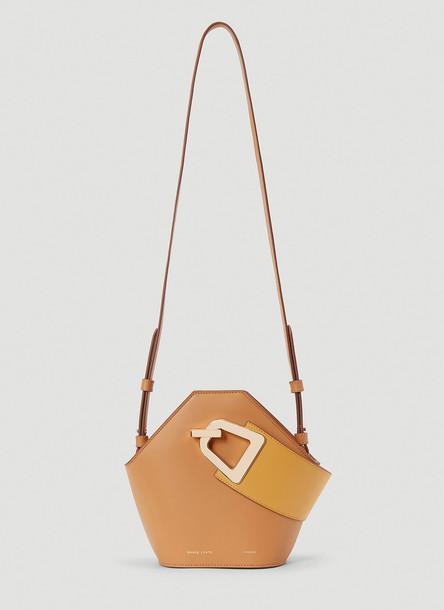 Danse Lente Mini Johnny Shoulder Bag in Brown size One Size