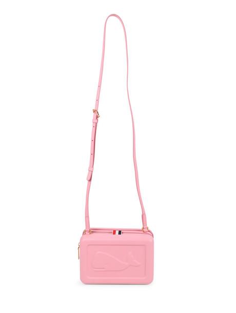 Thom Browne Pink Whale Crossbody Bag
