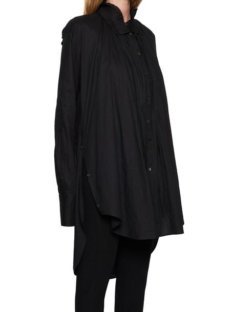 Ann Demeulemeester Dress in black