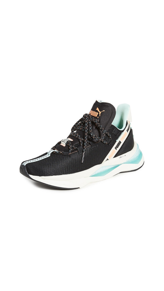PUMA LQDCELL Shatter Sneakers in black
