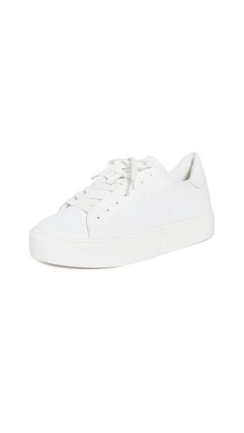 Steven Bass Sneakers in white