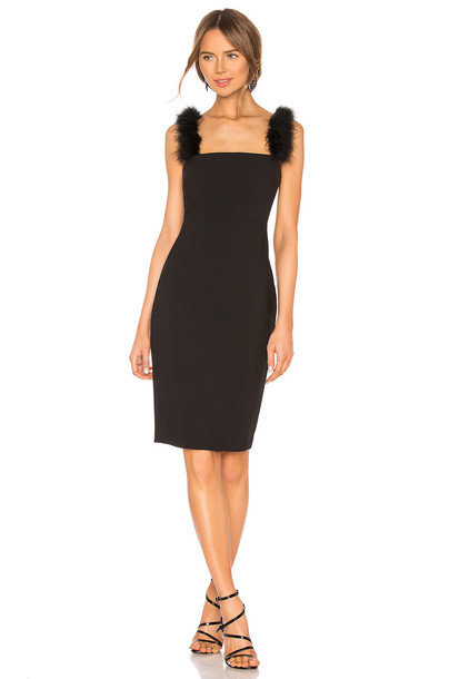 LIKELY Romy Dress in black