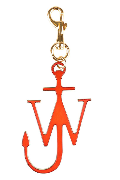 J.W. Anderson Gold Metal Anchor Key Ring