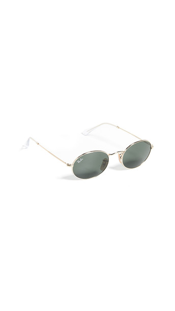 Ray-Ban Narrow Icons Sunglasses in gold