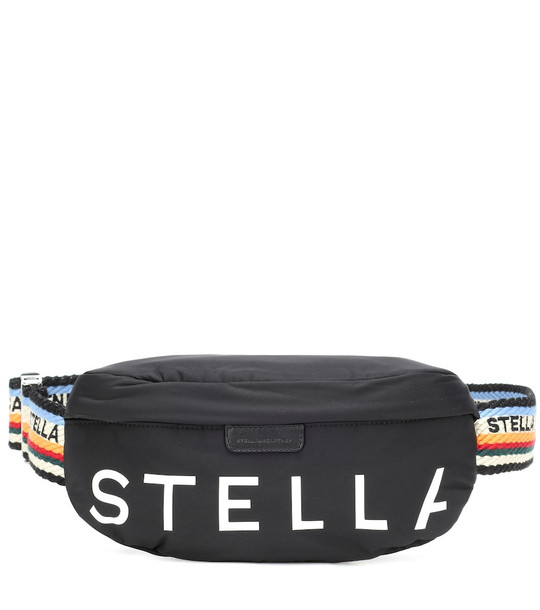 Stella McCartney Falabella Go belt bag in black