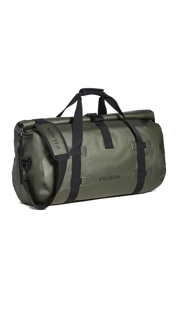 Filson Dry Large Duffle Bag in green