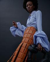 bag,top,skirt