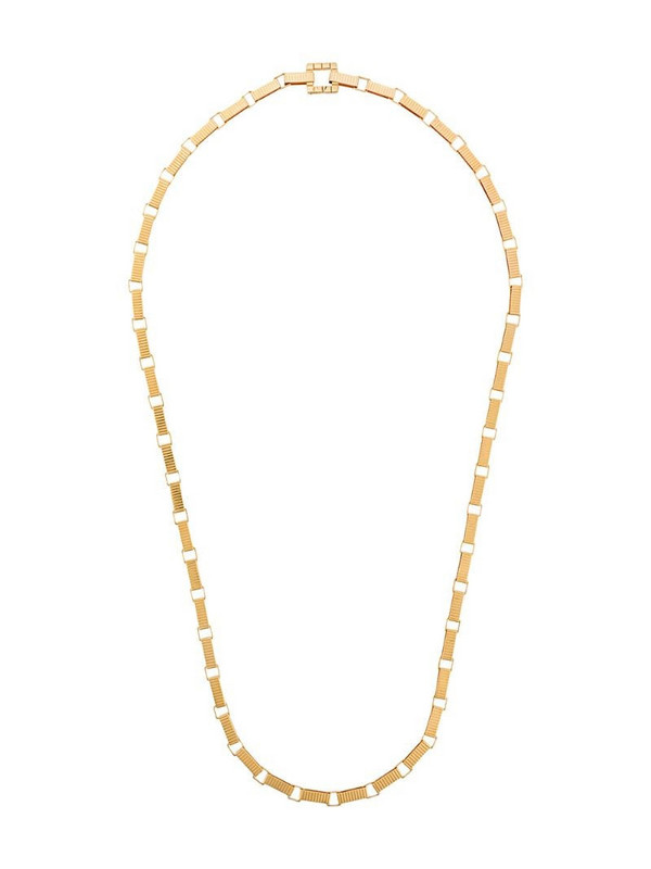 IVI Signore 5 chain necklace in gold