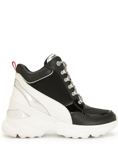Michael Michael Kors ankle-length sneakers in black