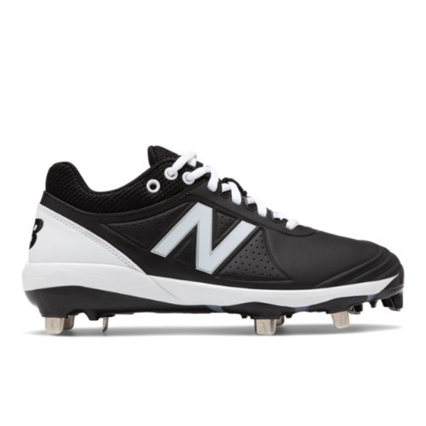 New Balance Fuse v2 Low Cut Metal Women's US Site Exclusions Shoes - Black/White (SMFUSEK2)