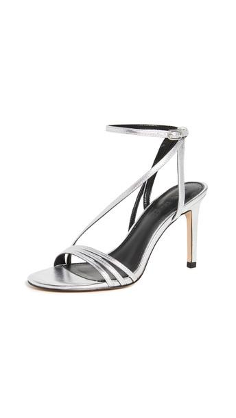 Villa Rouge Zelda Sandals in silver