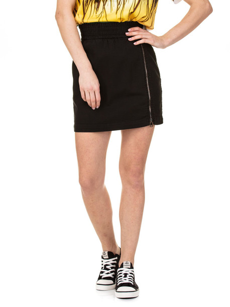 N.21 Skirt in black