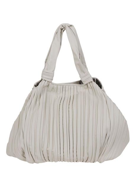 Max Mara Frances Shopper Bag in white