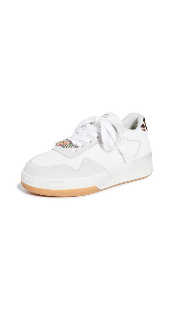 Loeffler Randall Keira Sneakers in leopard