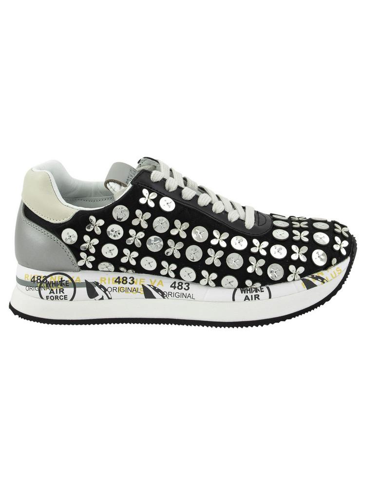 Premiata Conny Sneakers in black
