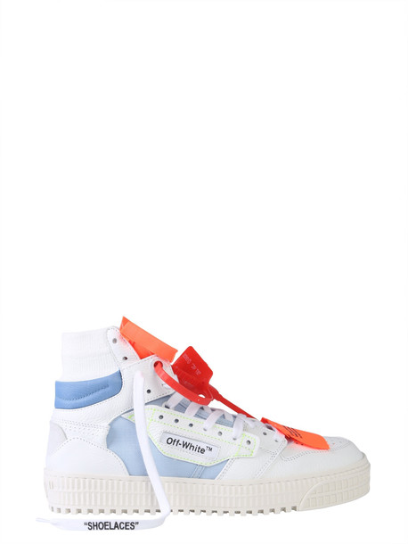 Off-White Off Court Sneaker in bianco