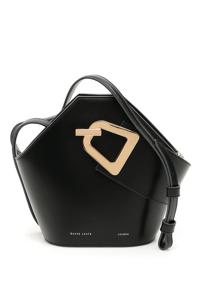 DANSE LENTE Mini Johnny Bag in black