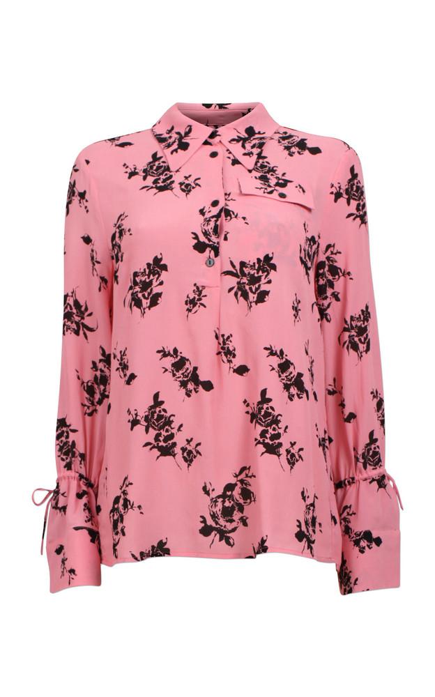 Baum und Pferdgarten Marei Silk Blend Top in pink