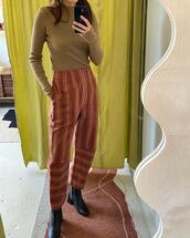 top,pants