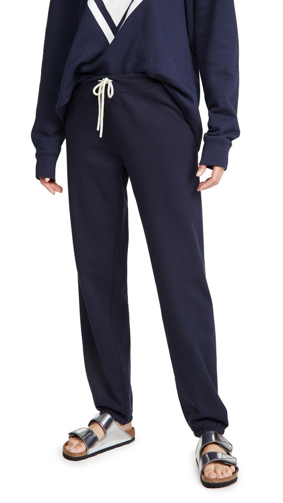 Tory Sport French Terry Sweatpants in navy
