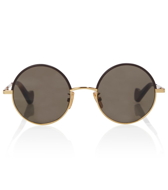 Loewe Round sunglasses in brown