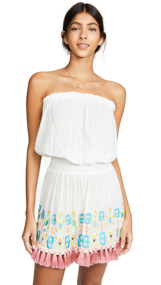 Ramy Brook Isobel Dress in white