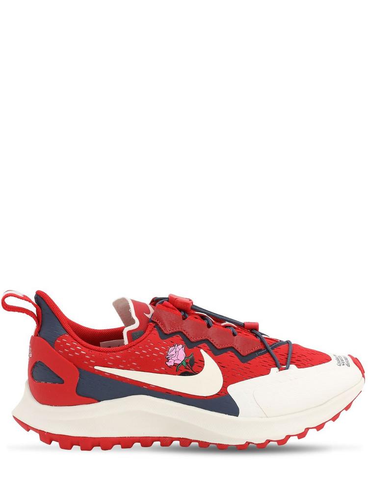 NIKE GYAKUSOU UNDERCOVER LAB Zoom Pegasus 36 Tr / Gyakusou Sneakers in red