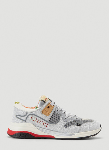 Gucci Ultrapace Sneakers in Silver size EU - 41