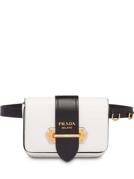 Prada Prada Cahier belt bag - White
