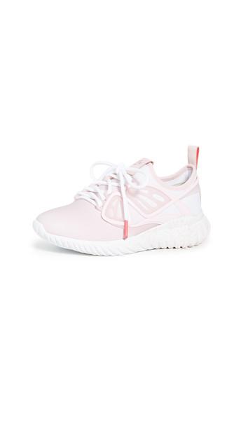 Sophia Webster Fly-By Sneakers in pink