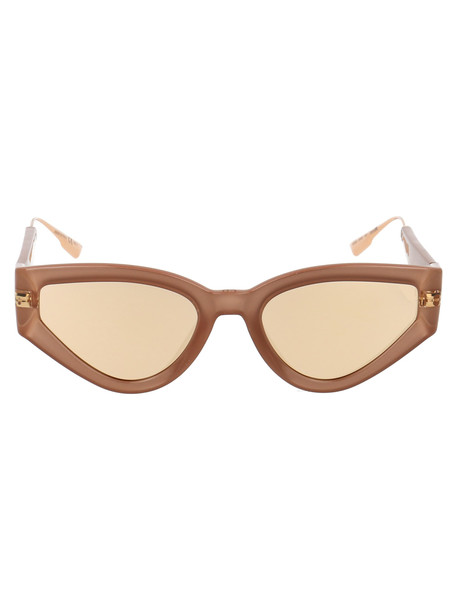 Dior Sunglasses in gold / pink