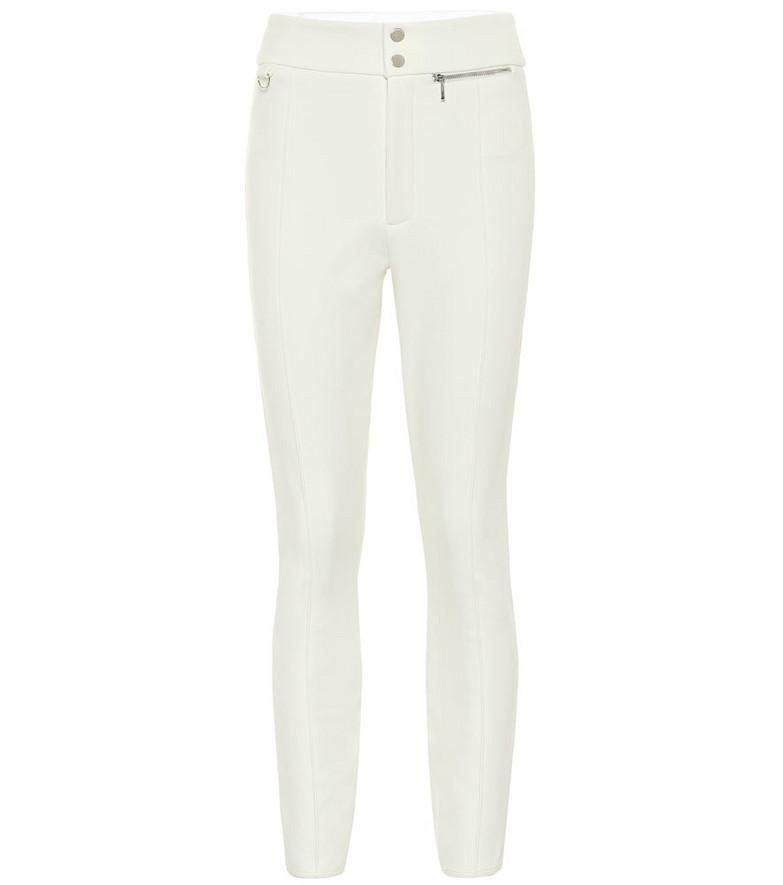 Cordova Val D'Isere soft-shell ski pants in white