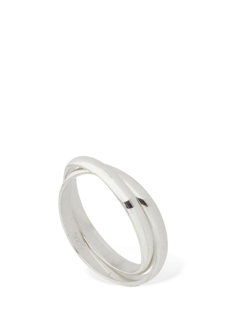 SOPHIE BUHAI Double Toe Ring in silver